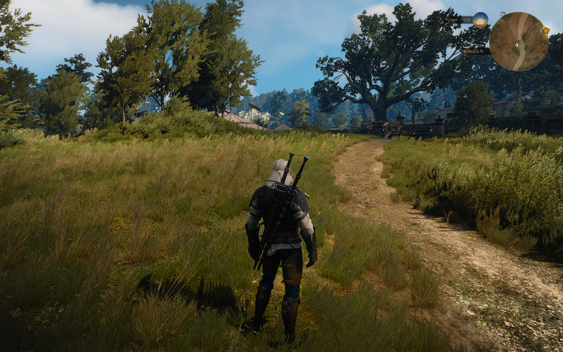 The Witcher 3: Known issues · Issue #138 · doitsujin/dxvk