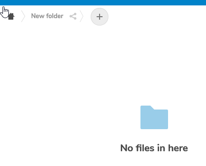 You don't have permission to upload or create files here