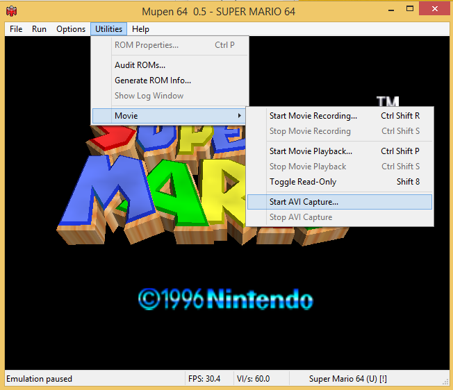 Parallel N64 Vs Mupen64plus