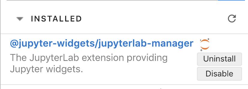ipywidgets don't work on Jupyterlab · Issue #2285 · jupyter