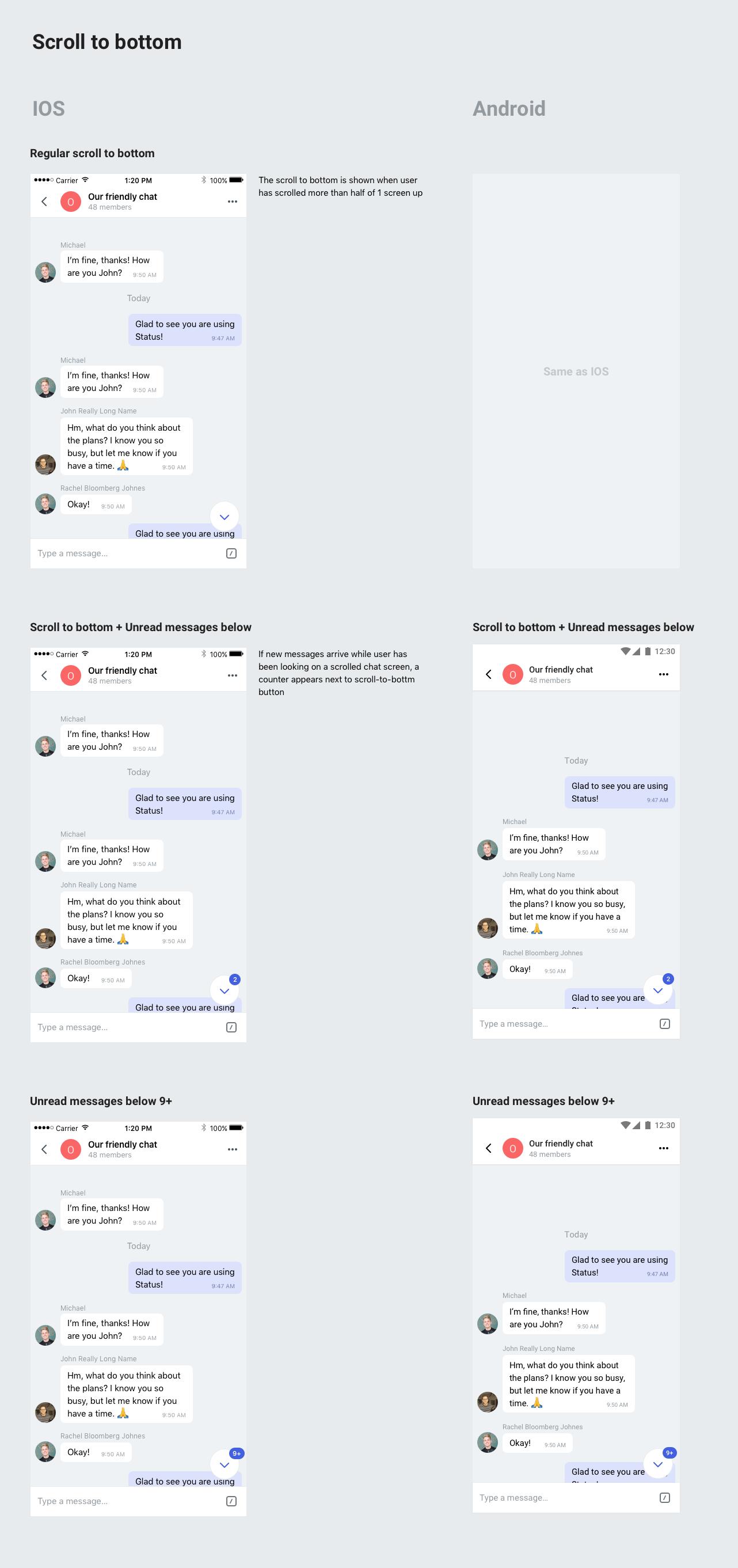 Scroll to bottom · Issue #4691 · status-im/status-react · GitHub