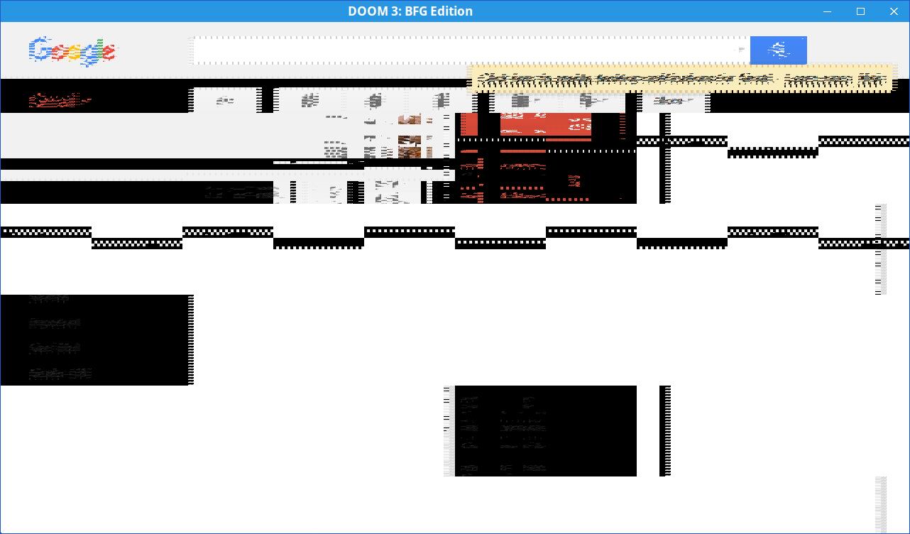 Opengl Problem Doom 3 Bfg