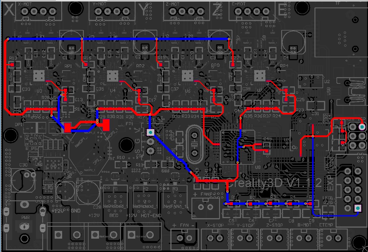PCB Design · Issue #2 · Creality3DPrinting/Ender-3 · GitHub