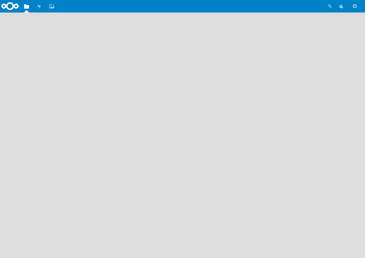 Blank gray screen with no interface after update · Issue #115