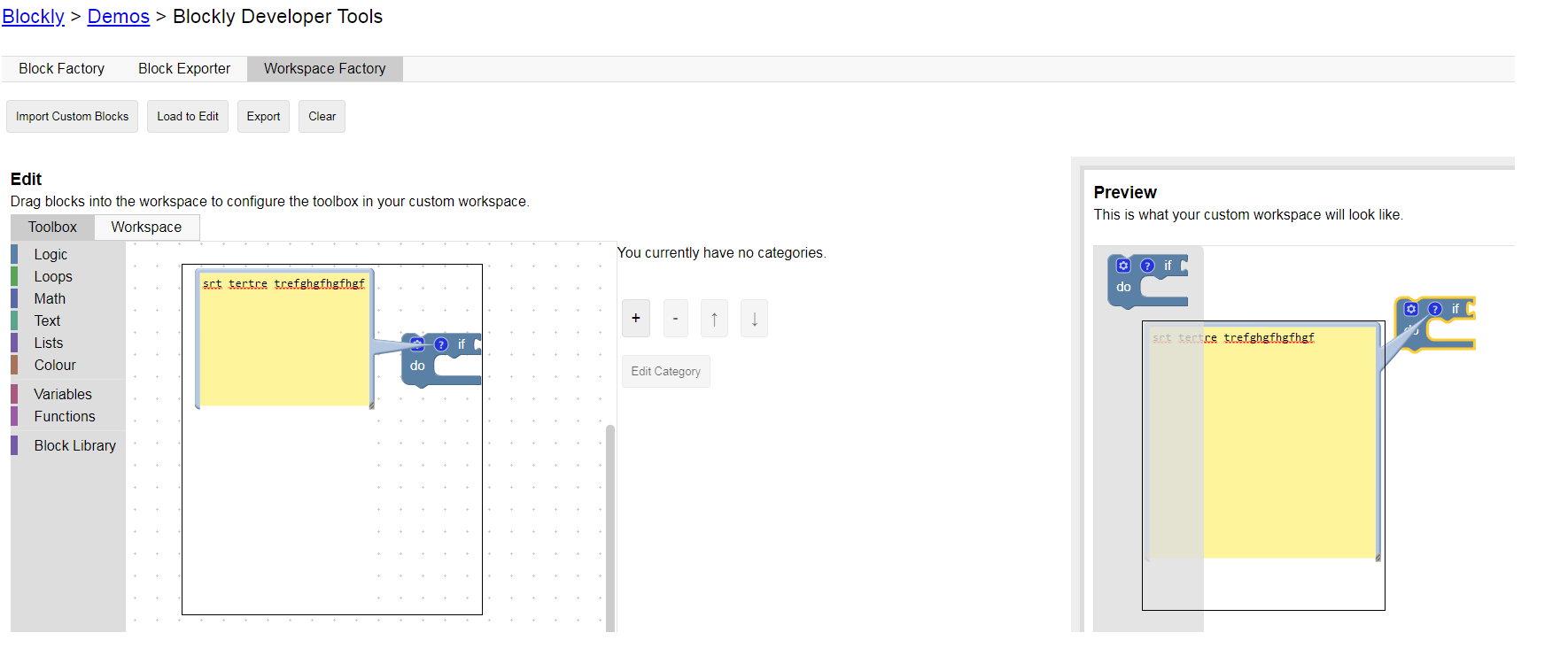 Comment boxes UI Issue · Issue #2015 · google/blockly · GitHub
