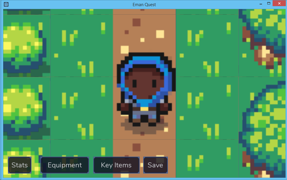 Tilemap shows seams when zoomed in · Issue #26734