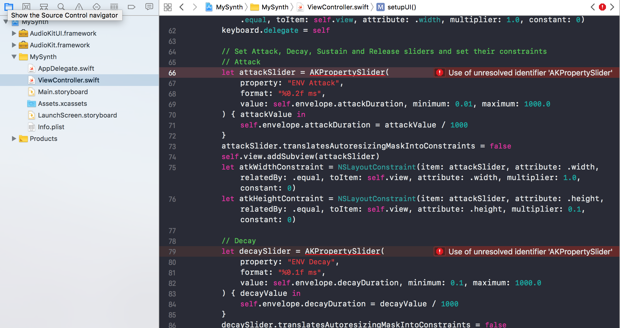 Xcode 9 1 Swift 4 Compatibility Issues · Issue #1123 · AudioKit