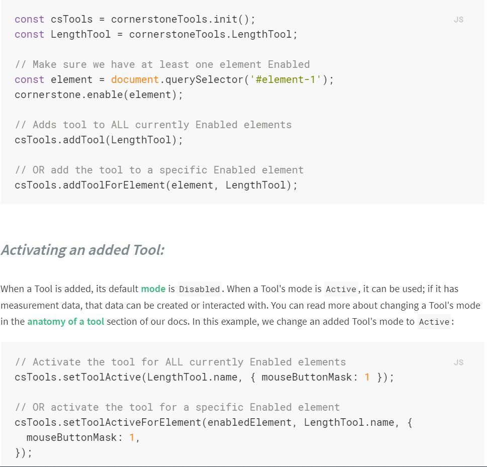 cornerstoneTools init() returns undefined · Issue #1019