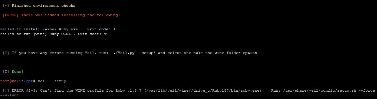 Setup Problem of Kali Linux Azure Deployement · Issue #215