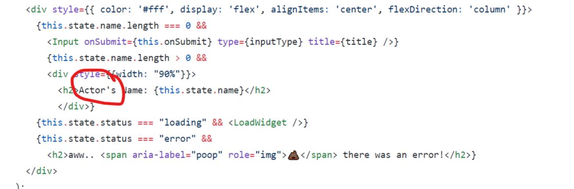 JSX Syntax highlighting broken · Issue 3044 · github