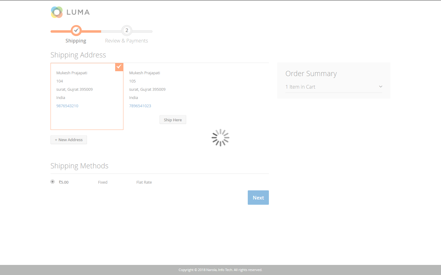 Checkout Loader Keeps Loading Not Stop In Magento 222 Issue