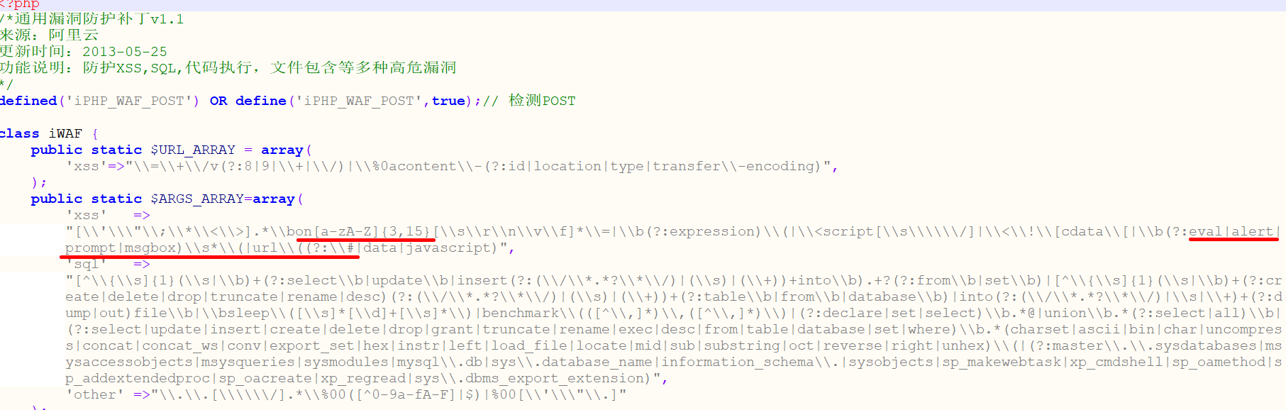 there is a XSS vuln can bypass waf · Issue #1 · TREYWANGCQU/LANKERS