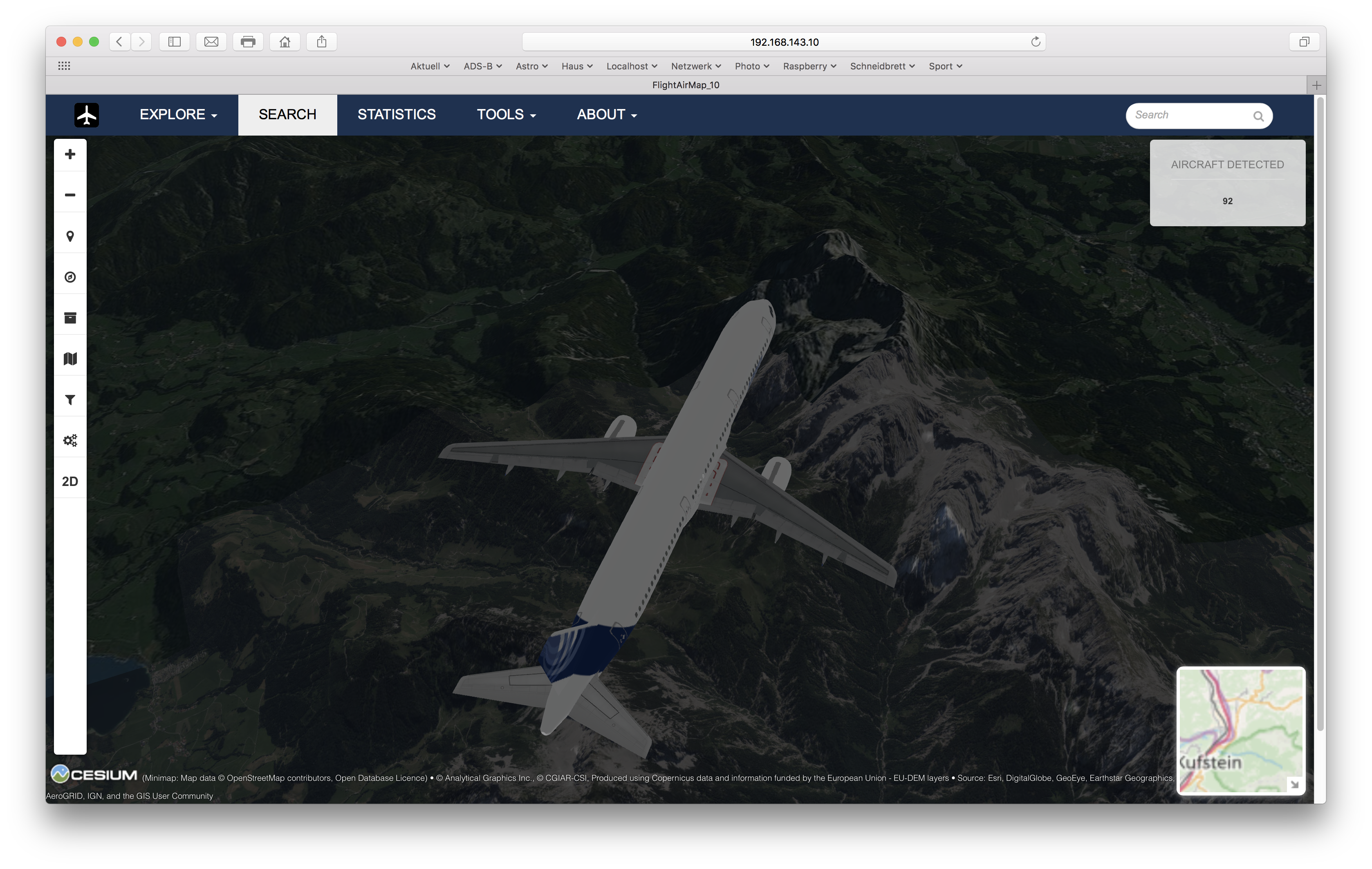 My 2 most missed features in FlightAirMap · Issue #362 · Ysurac