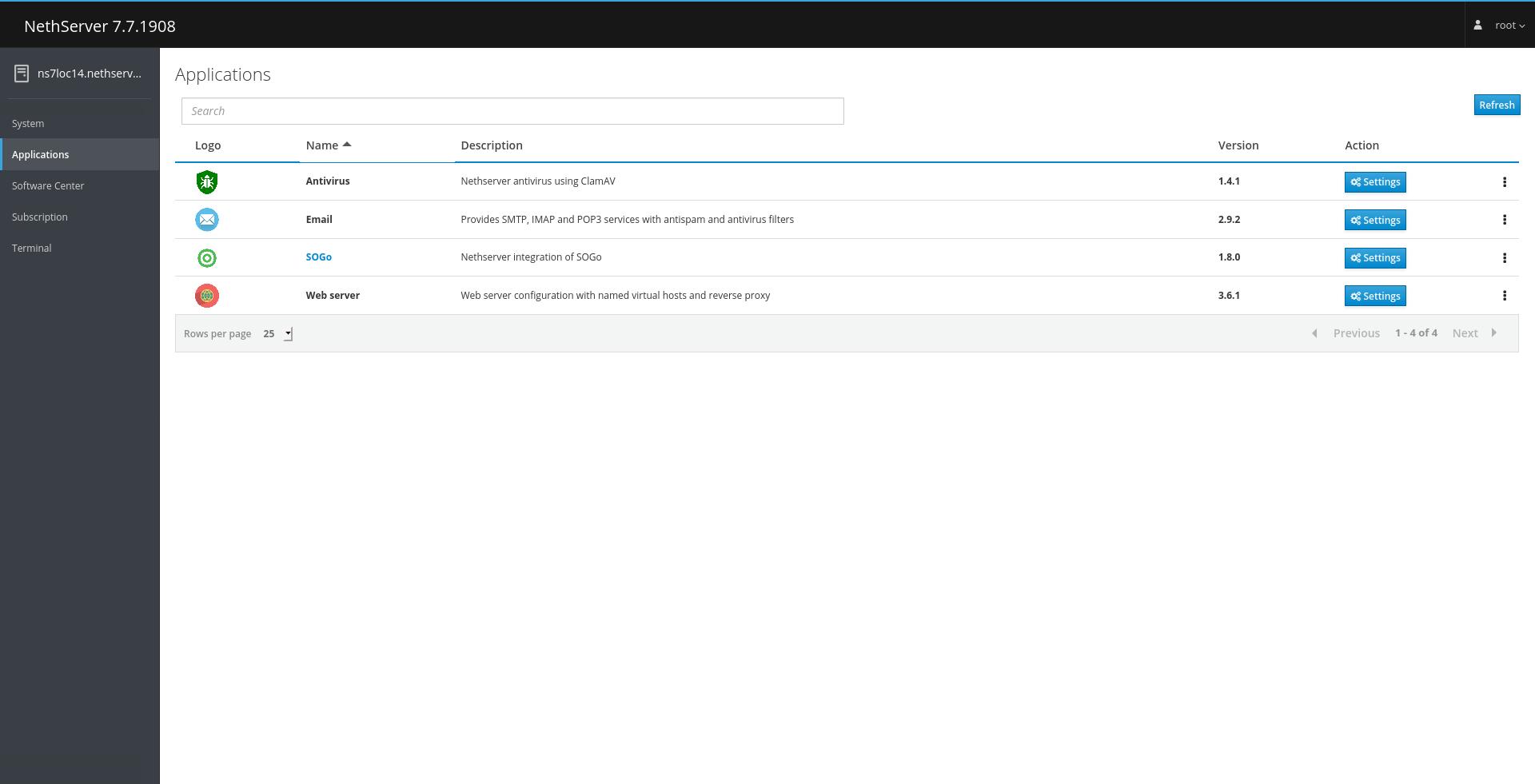Screenshot_2019-12-09 System - ns7loc14 nethservertest org