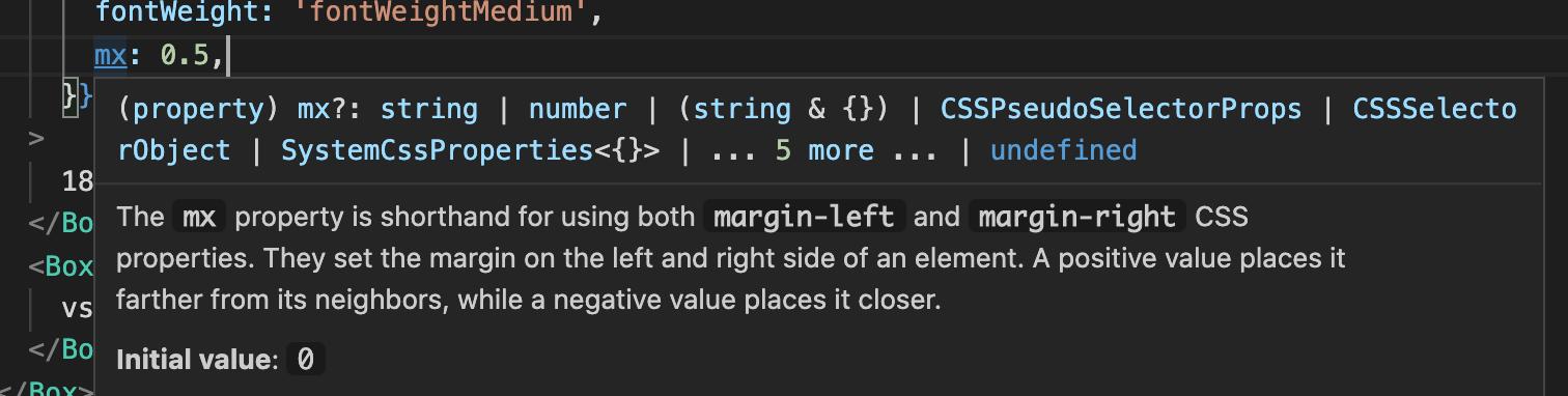 system TypeScript
