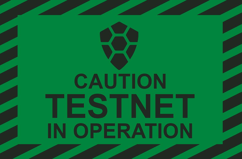TESTNET In Operation