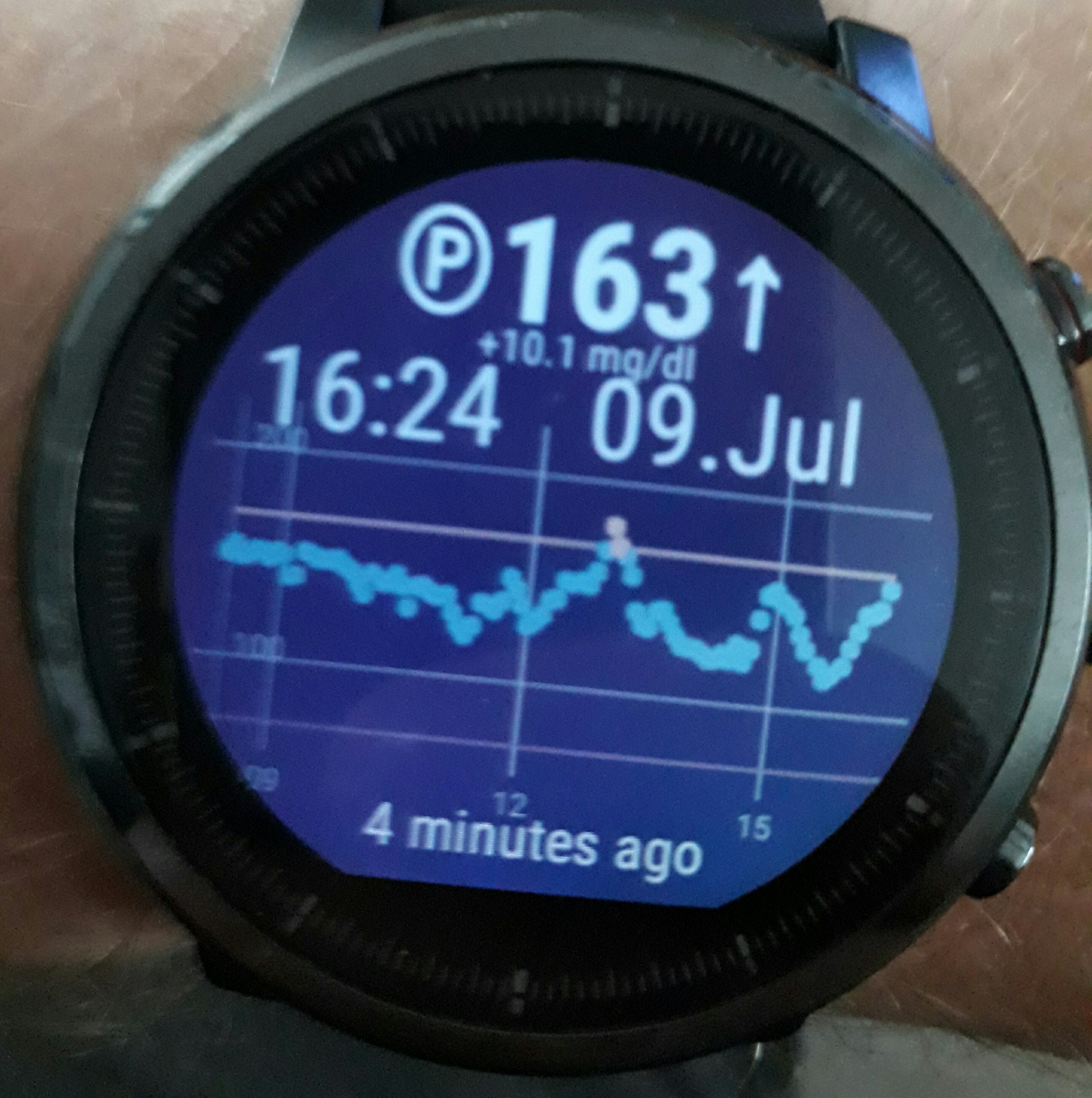 Feature Request: Smart Watch integration for Amazfit Pace