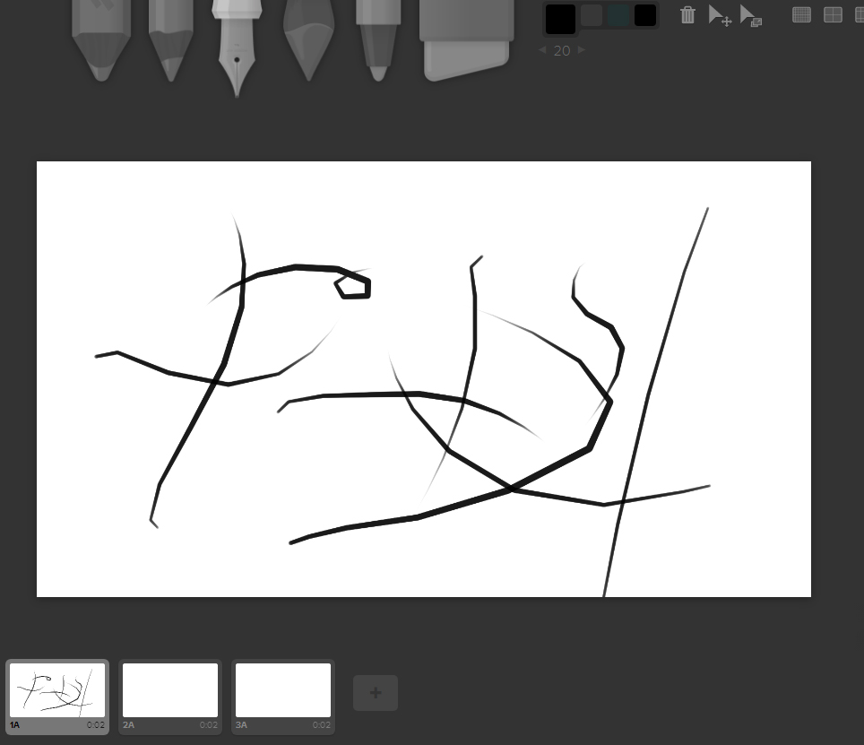 drawing bug: edgy geometric lines · Issue #590 · wonderunit