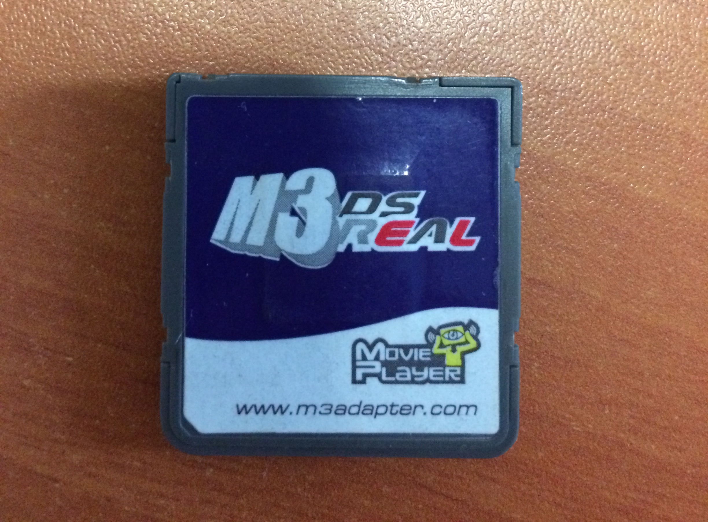 M3DS Real (m3adapter com) · Issue #62 · ntrteam/flashcart_core · GitHub