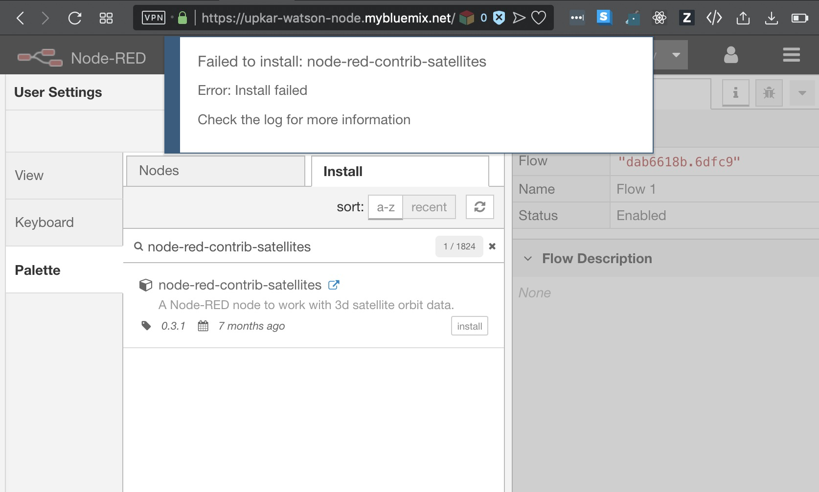 Unable to install node-red-contrib-satellites · Issue #48