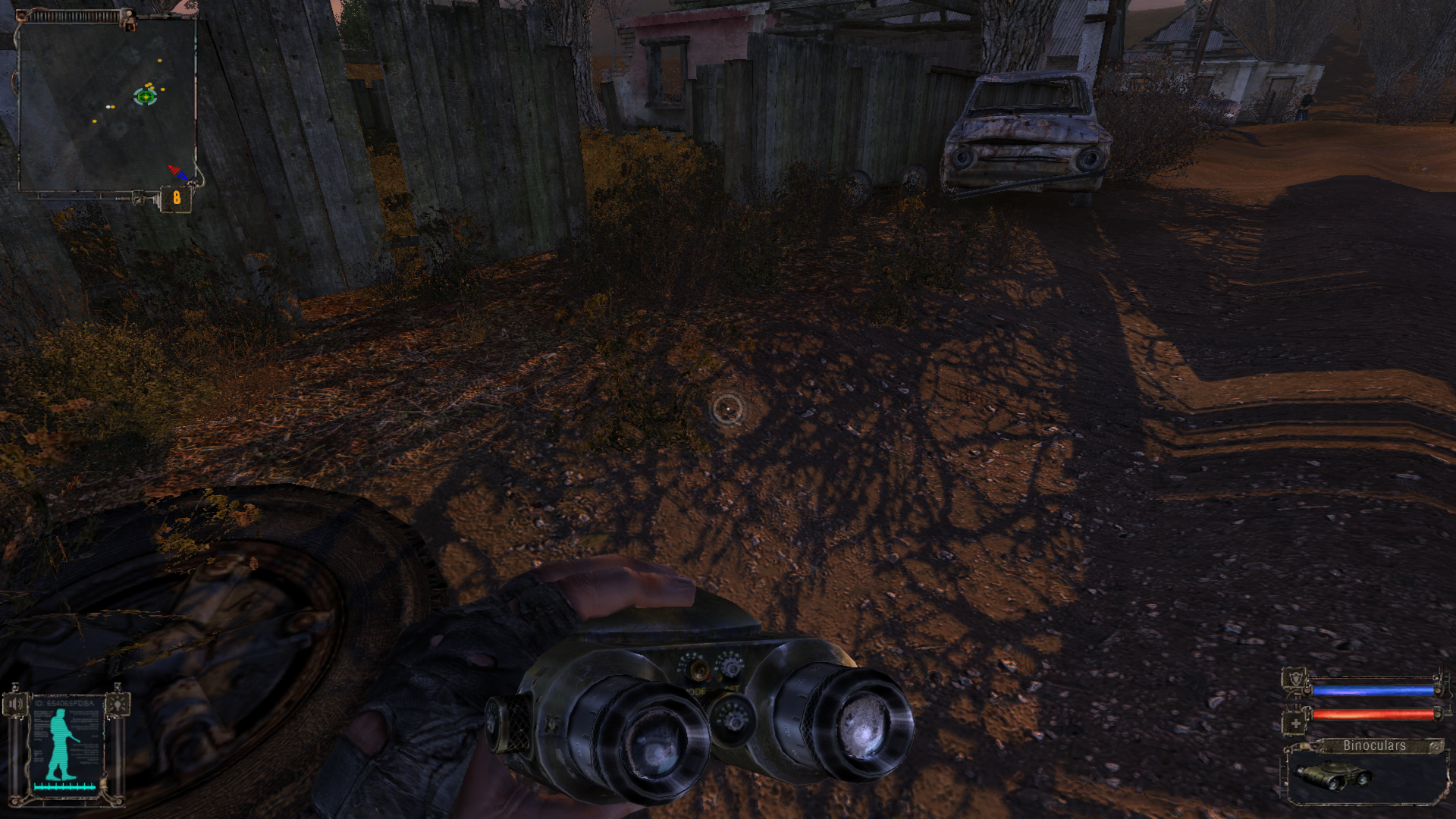 Lighting Glitches In S T A L K E R Shadow Of Chernobyl 4500