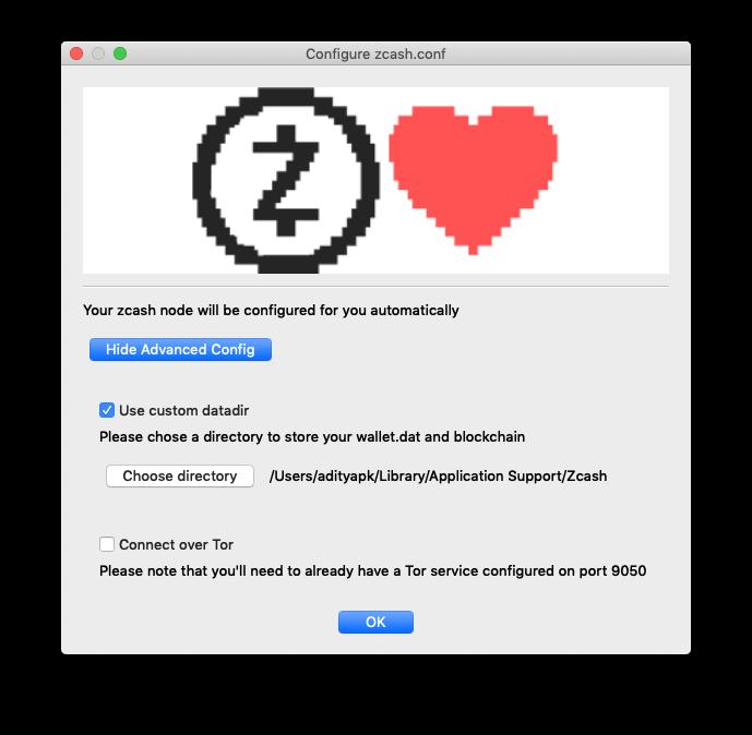 ZCash Core Wallet Download