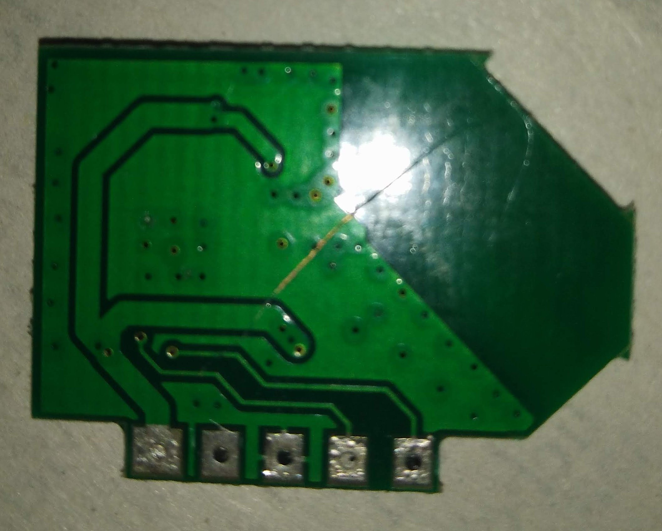 Switch - miniaturized Sonoff clone · Issue #374 · esphome