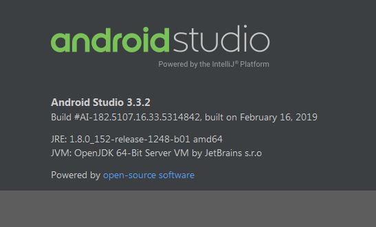 Could not connect to development server on android emulator