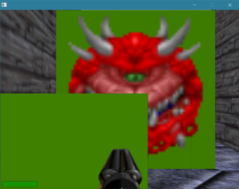 FPS Example Monsters Chasing