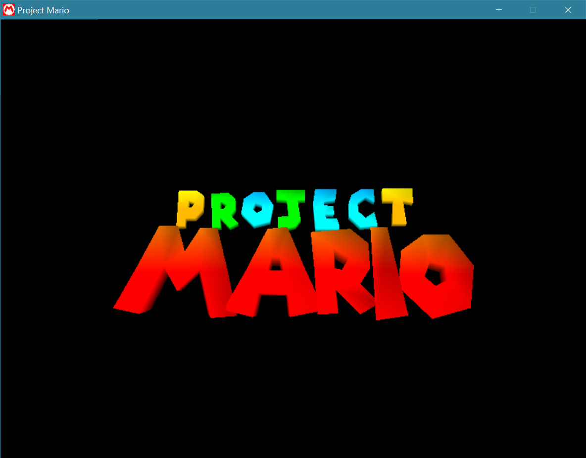Project Mario Perspective Logo