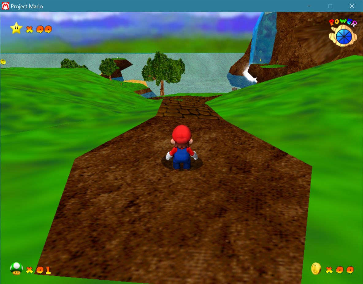 Project Mario D3D9 Pull Request