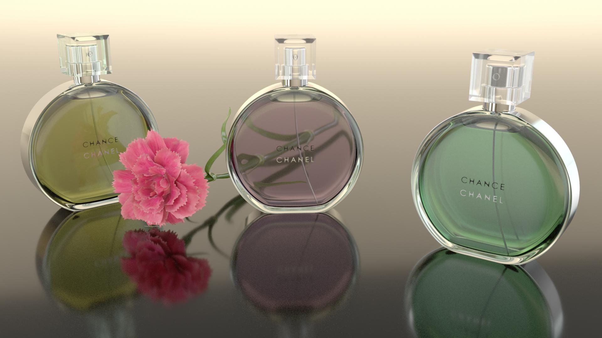 Perfumes scene by VizPeople