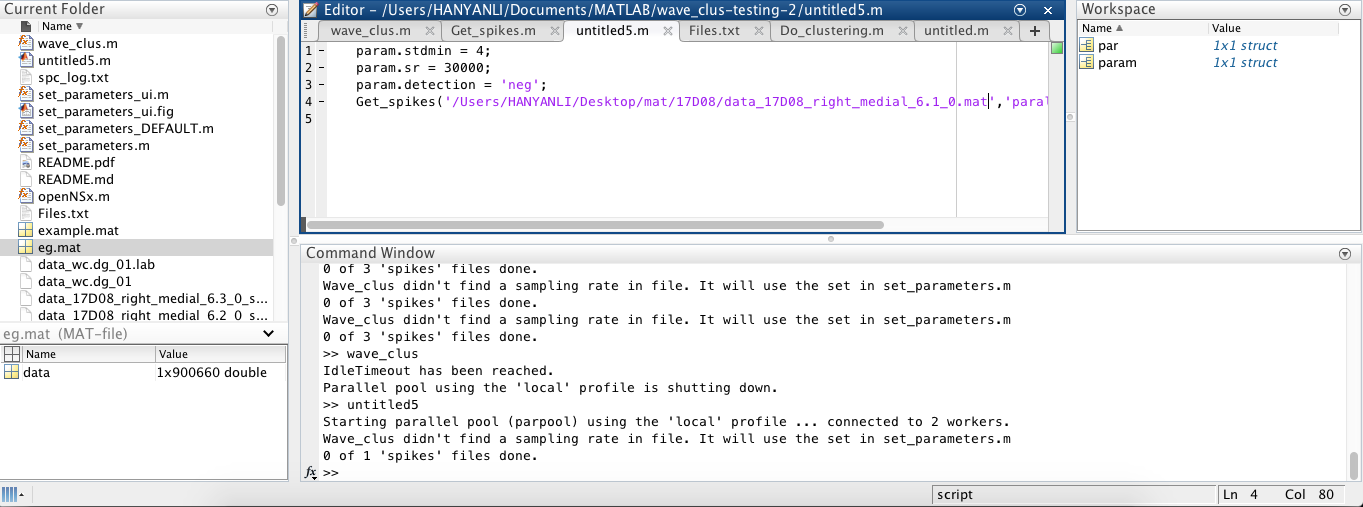 batch processing · Issue #51 · csn-le/wave_clus · GitHub