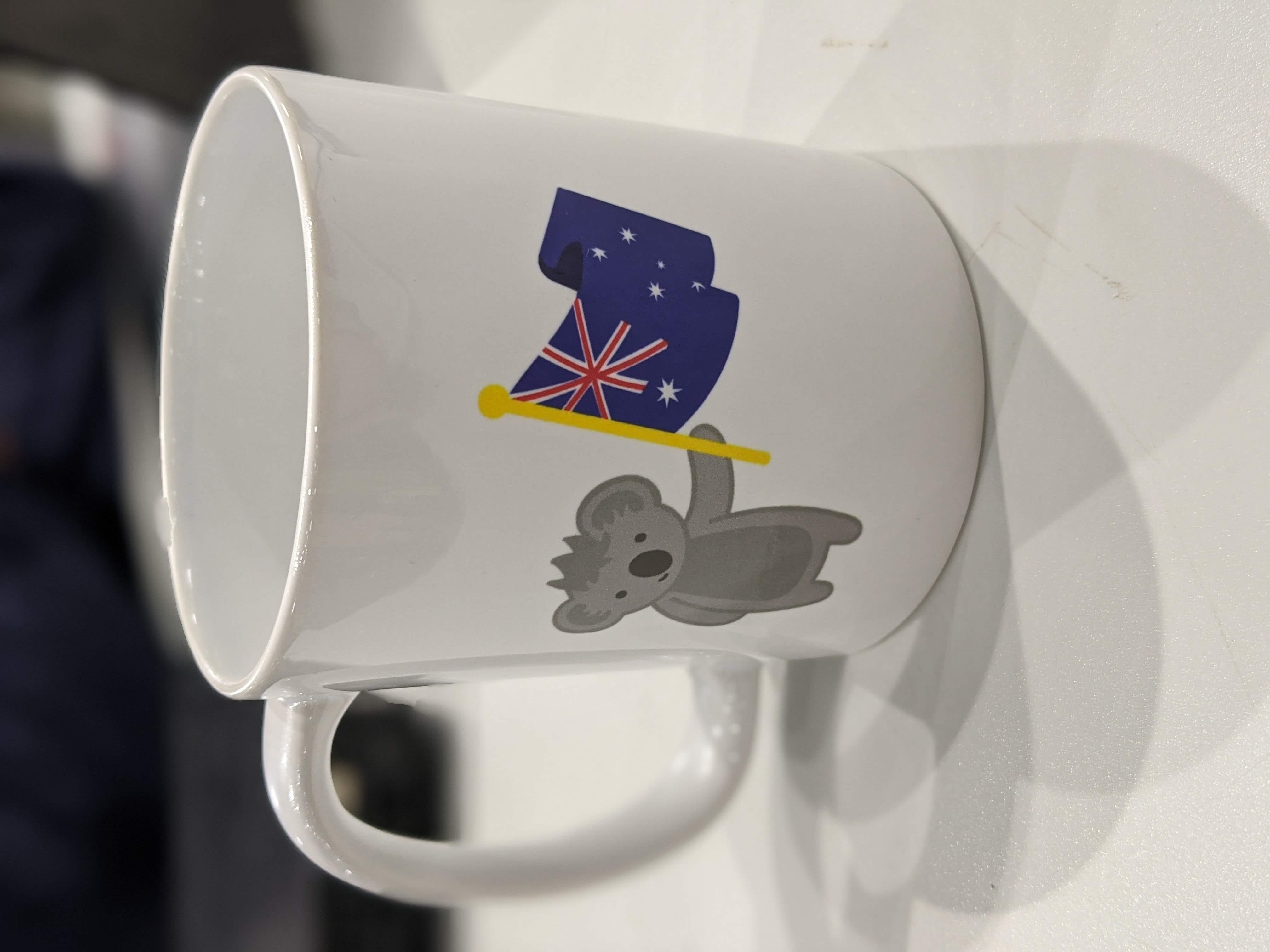 TKF Mug