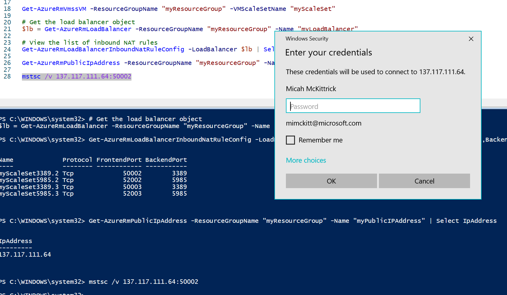 List Connection Settings · Issue #17094 · MicrosoftDocs