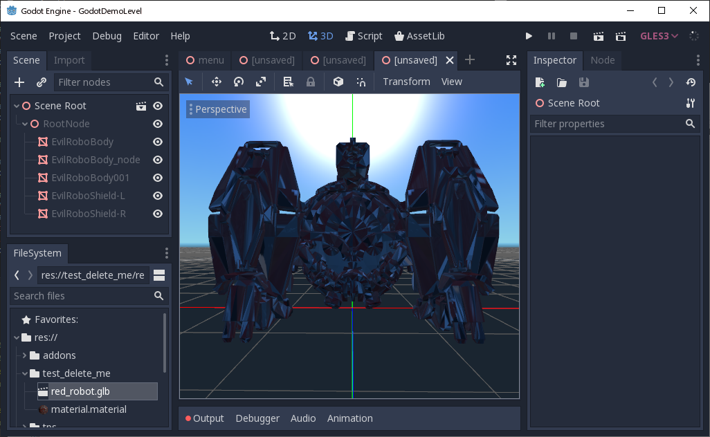 Exposing CSG functionality to scripts · Issue #19232 · godotengine