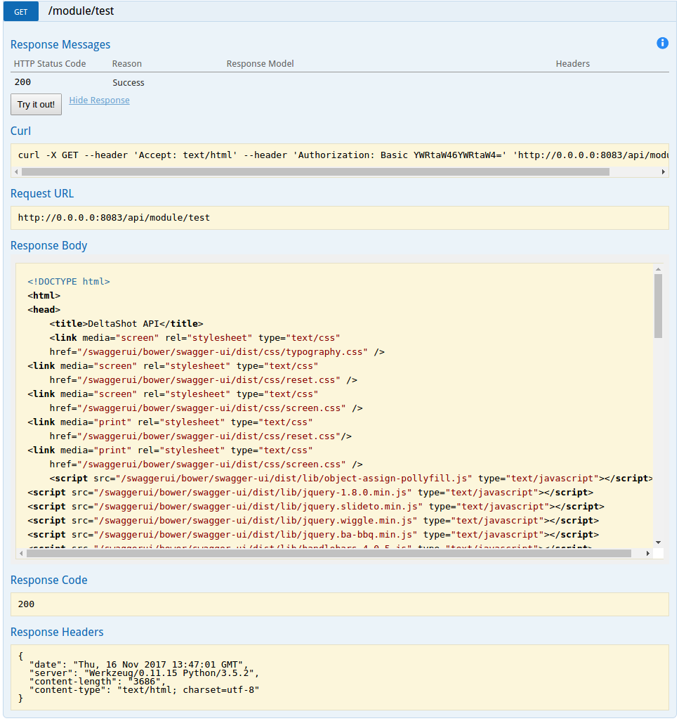 Use auth_token_required decorator ,Response returned was