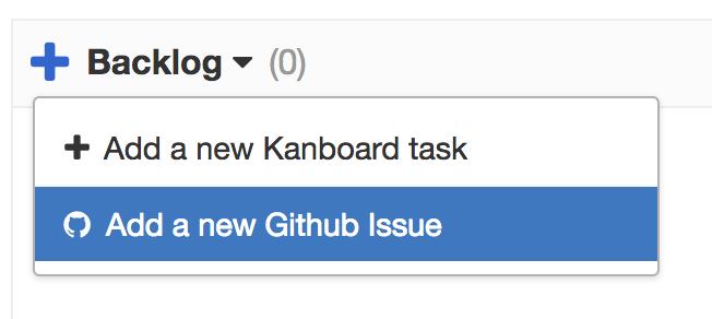 Add Github task