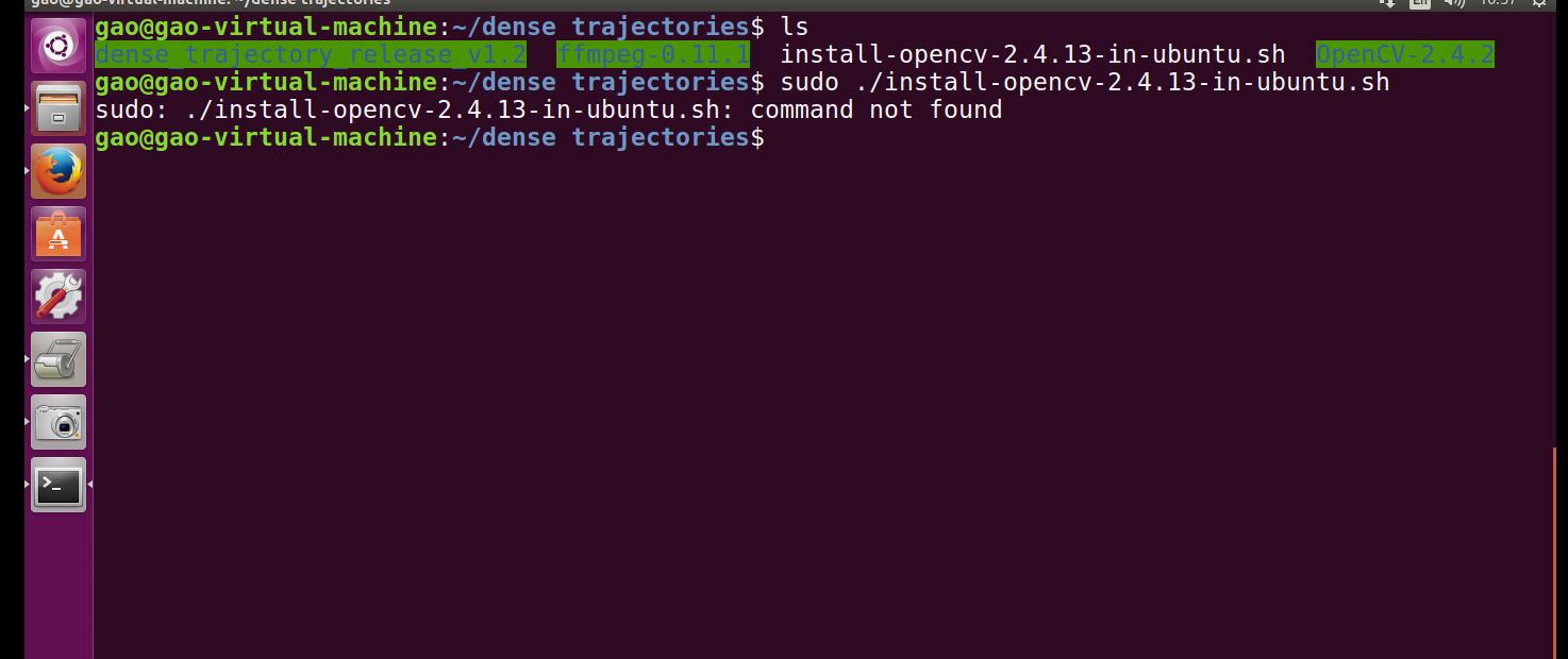 Install OpenCV2 in Ubuntu · GitHub