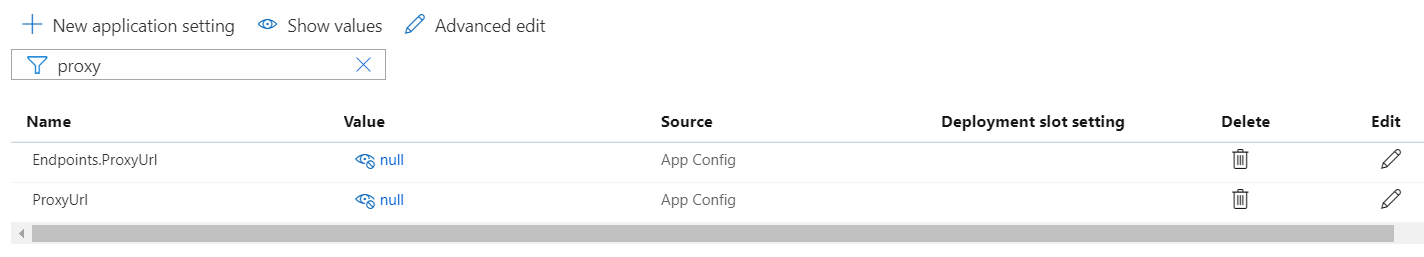 App Settings With Null Values Cause App Keys To Disappear Issue 1711 Azure Azure Functions Github