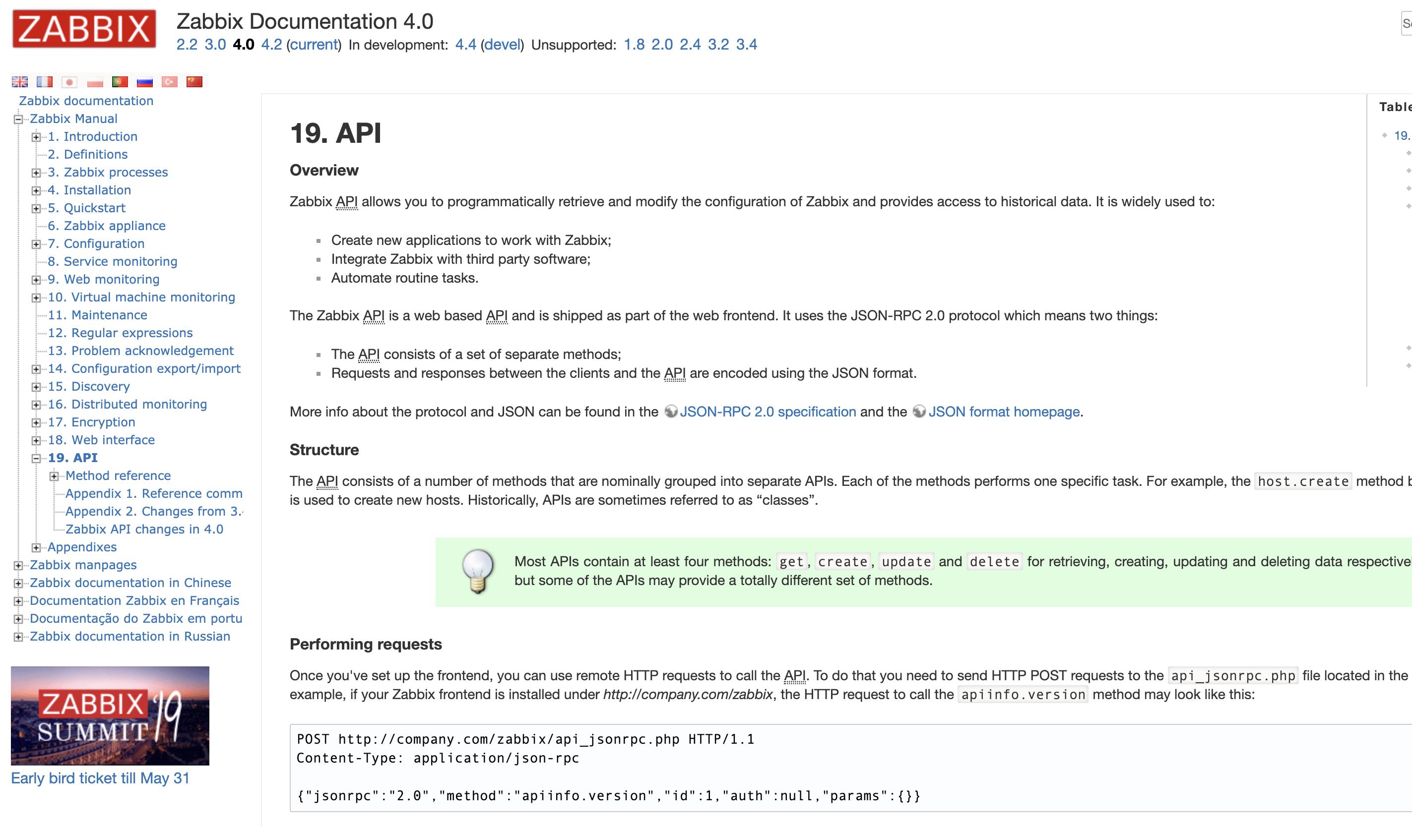 i cant access zabbix api · Issue #466 · zabbix/zabbix-docker