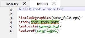 Incomplete syntax highlighting after Restoring Session