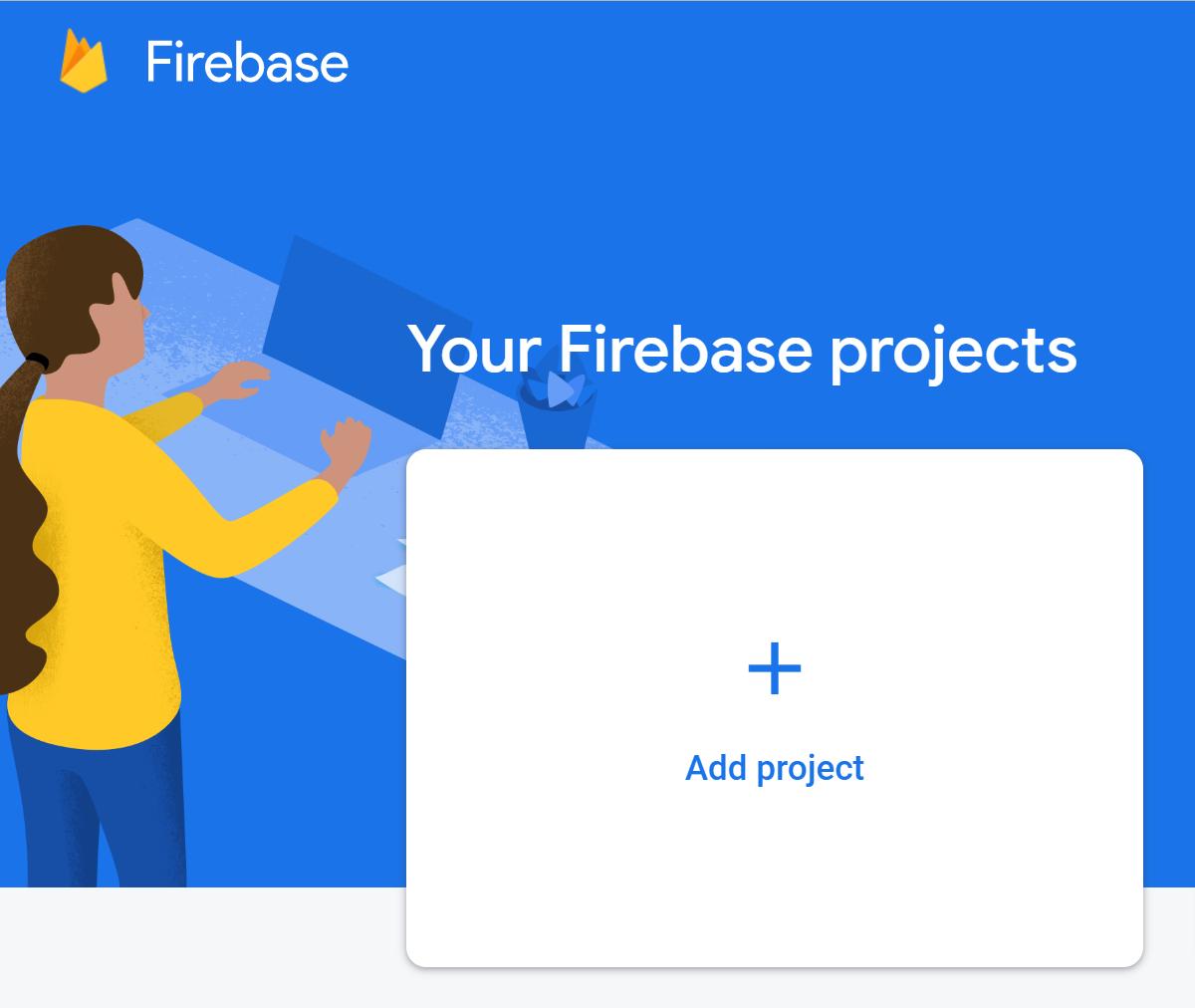 FirebaseProjects