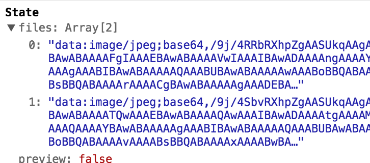 Field BLOB with image base64 encoded · Issue #427