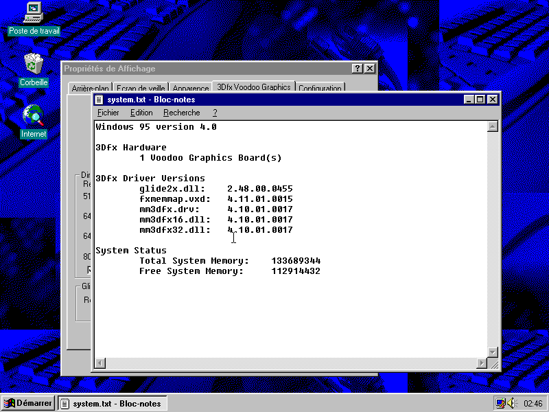 SDL1: black screen when 3DFX is active on Windows 95 · Issue #321