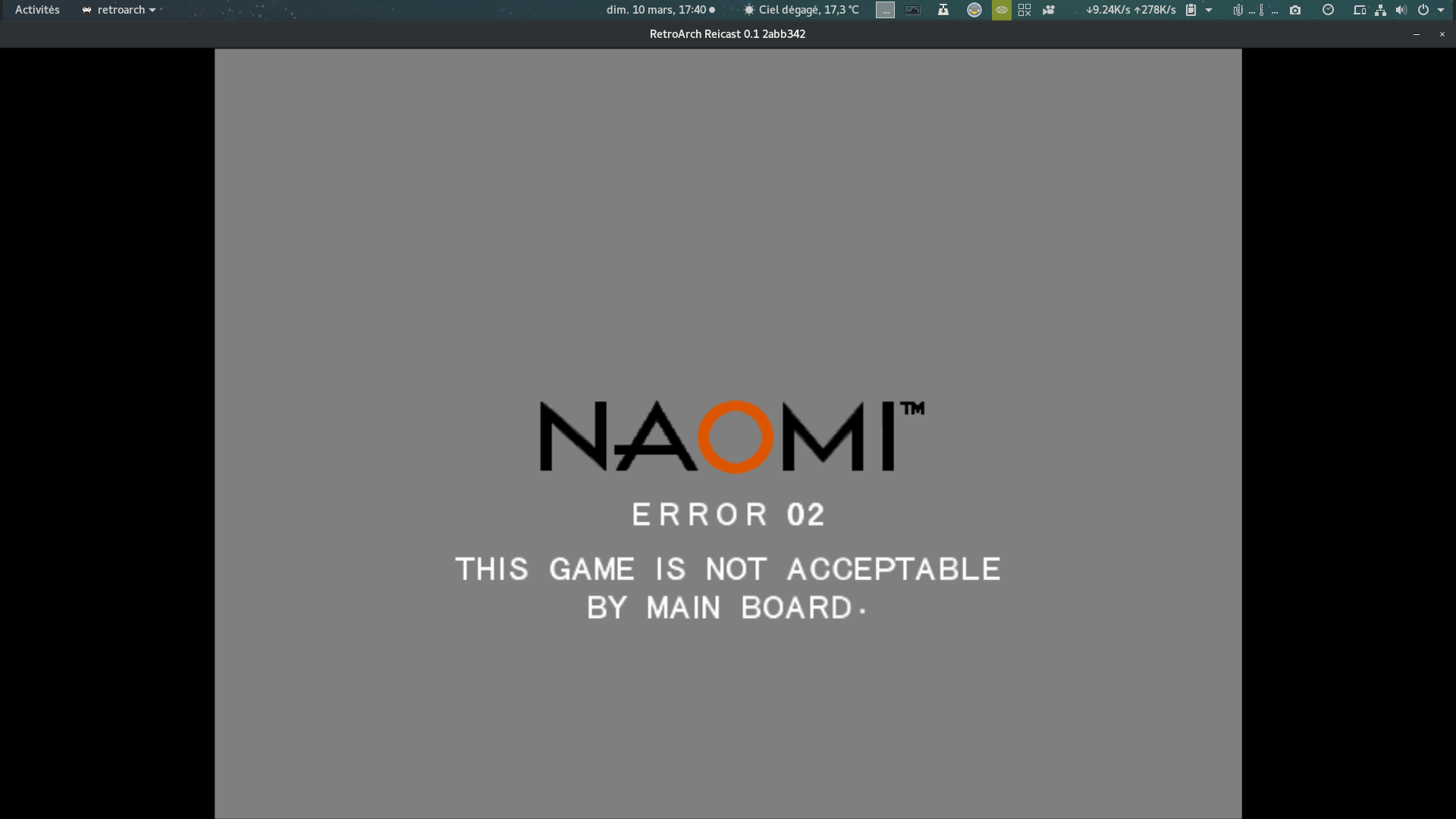 Naomi) Compatibility list [OIT] · Issue #136 · libretro/flycast · GitHub