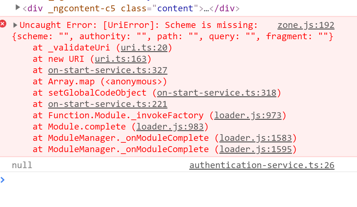 Cannot create Uri using with method · Issue #1188