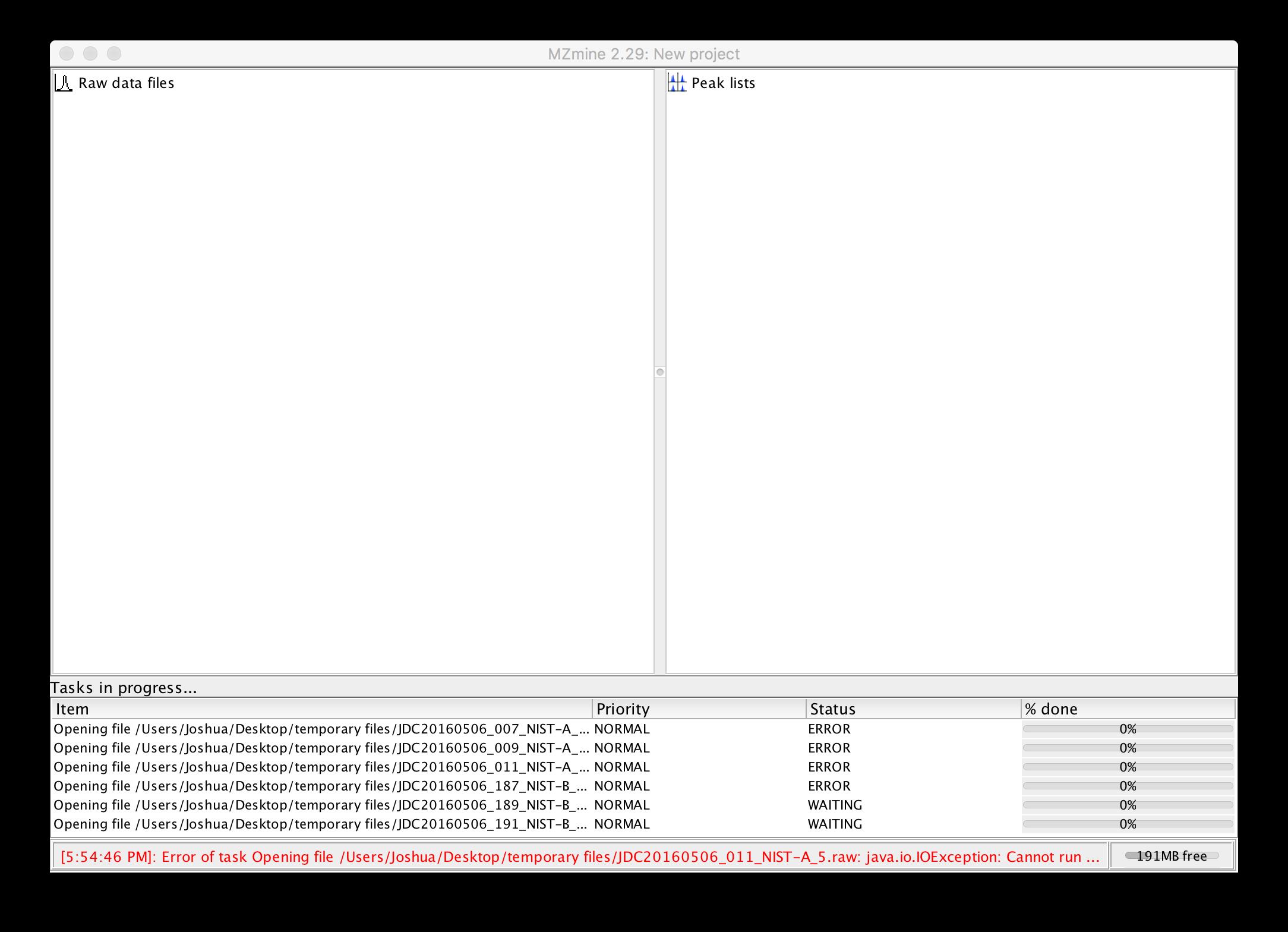 raw files mac