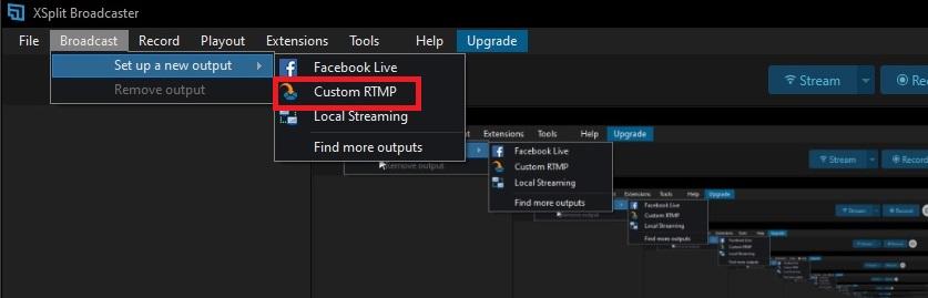 rtmp tuning